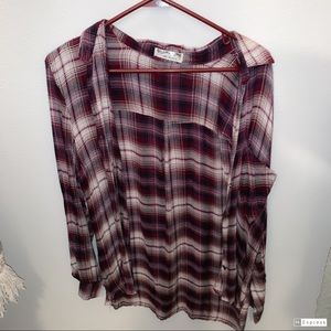Tops - Casual Flannel